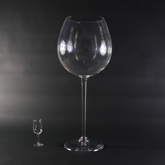 Extra Large Acrylic Wine Glass Glass Designs