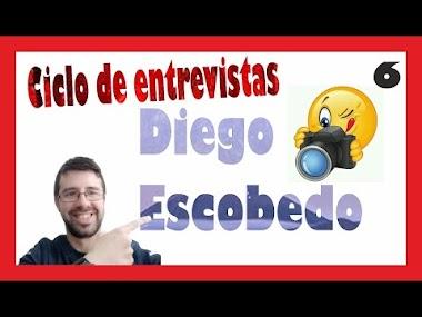 Ciclo de entrevistas / Diego Escobedo (Fotógrafo Deportivo) #20