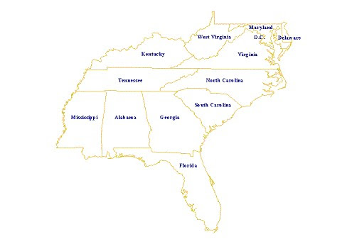 Southeastern United States Map | Gadgets 2018 on detroit map usa, driving road map usa, southeast region usa, united states southeast region landforms, cross country road trip maps usa, pacific usa, united states of america famous people, united states southeast region map, southeast of usa, united states capitals and regions, map of southern usa, united states continental shelf, united states at night from space, map of georgia ga usa, united states capitals word search, united states southeast region climate, united states topography, map of south west usa, southeastern usa, map of s.e. usa,