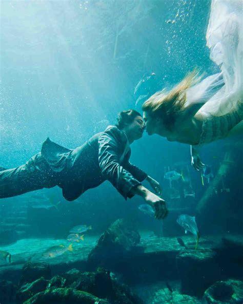 10 Crazy Adventurous Ways to Get Married   Martha Stewart