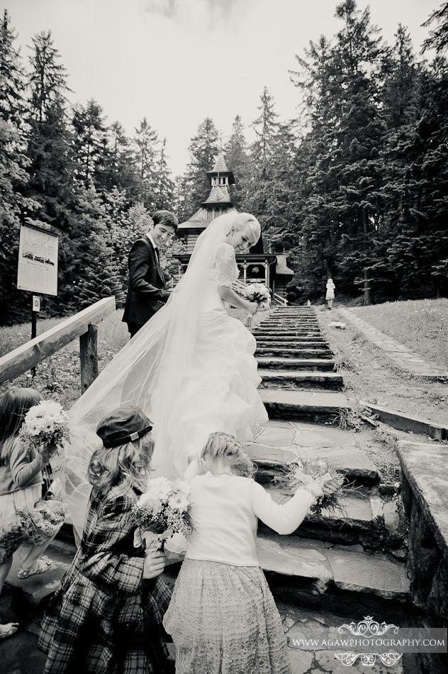 ślub w jaszczurówce