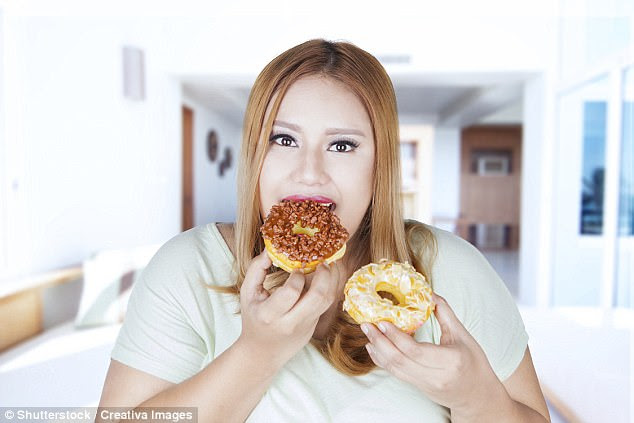 Experts at the University of Surrey told the Daily Mail their new research sheds light on the mental impact on hunger