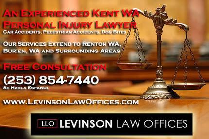 William R. Levinson \u2014 Your Car Accident Lawyer in Auburn WA