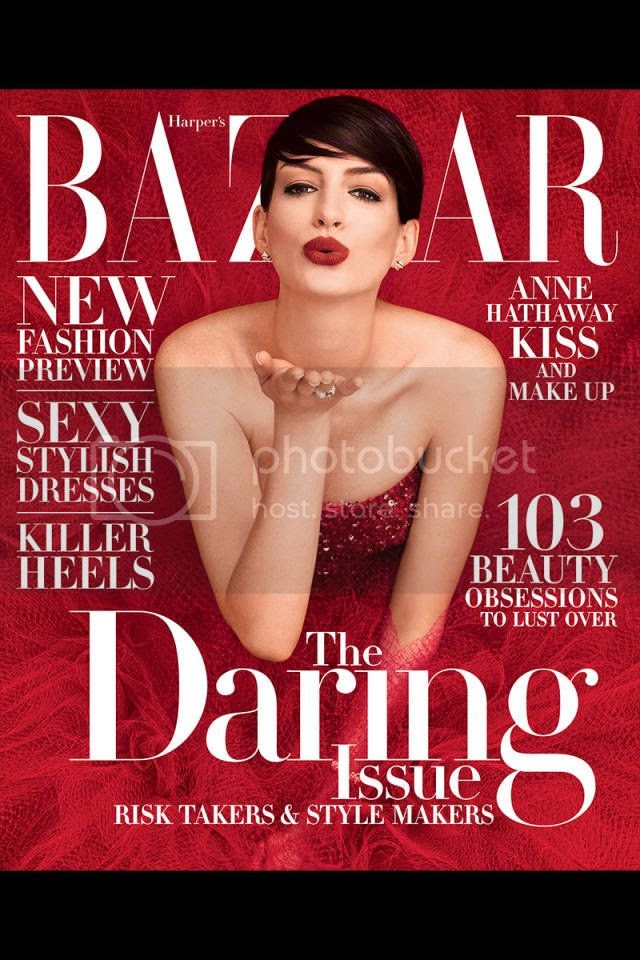 Anne Hathaway Fashion Styles for Harper's Bazaar  Daring Issue photo anne-hathway-harpers-bazaar-november-01.jpg