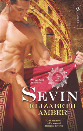 Sevin (The Lords of Satyr, #7)