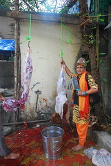 The Barefeet  Butcher of Bandra by firoze shakir photographerno1