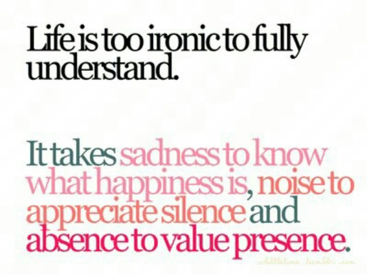Quotes About Irony Of Life 45 Quotes