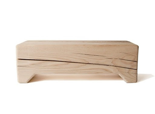 Trunk and Stump by Kalon Studios — Benches -- Better Living