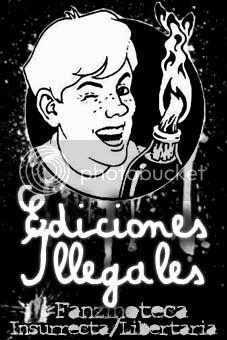 Ediciones.Illegales Fanzinoteca