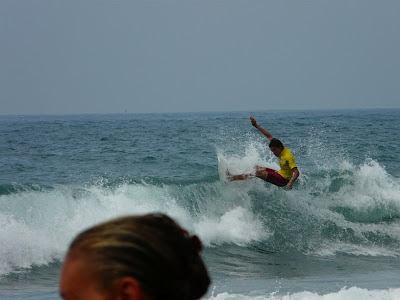 Island Style Pro Junior 2008 - Sopelana