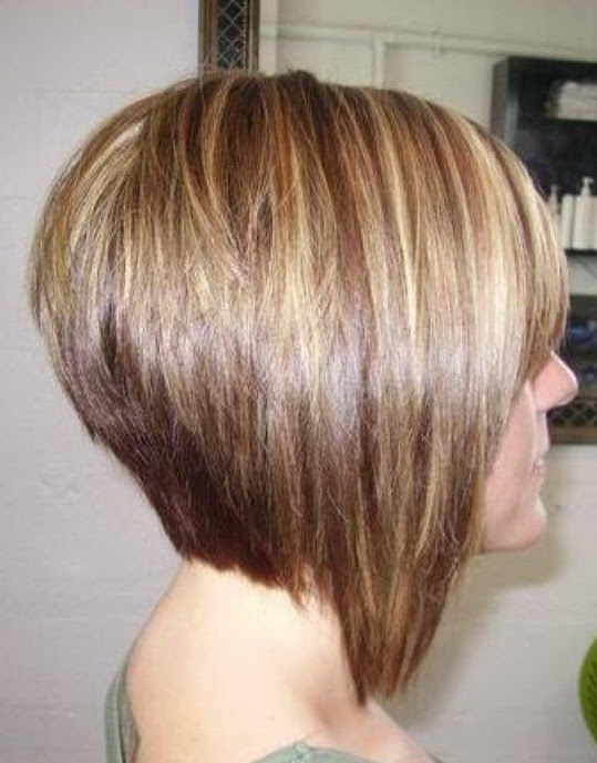 View Of Stacked Bob Haircut Best Bob Hairstyles For 2015 Tumblr