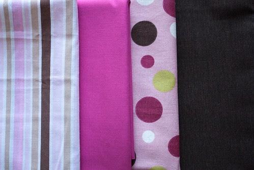 Diaper bag fabrics