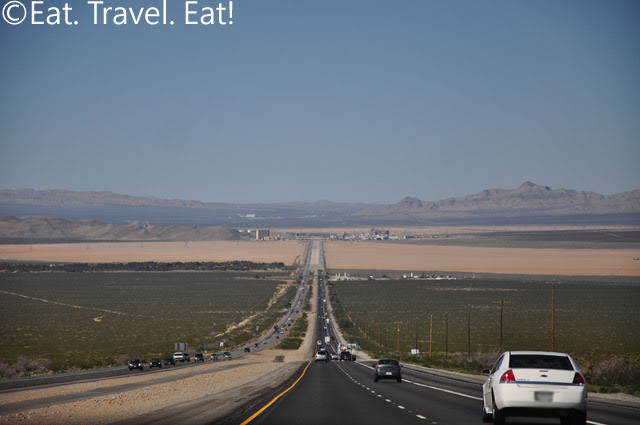 I-15 to Primm