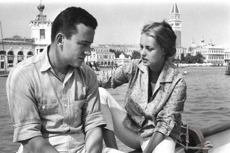 La ville des amoureux sera le théâtre de leur rupture. Louis Malle et Jeanne Moreau se quitteront bons amis en 1958.
