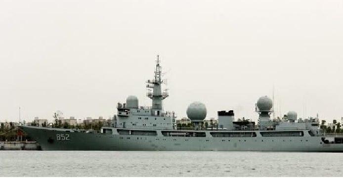 Hình ảnh Trung Quốc ngang nhiên điều thêm 3 tàu chiến ra Biển Đông số 1