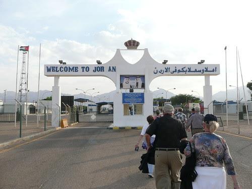Jordan Border Crossing