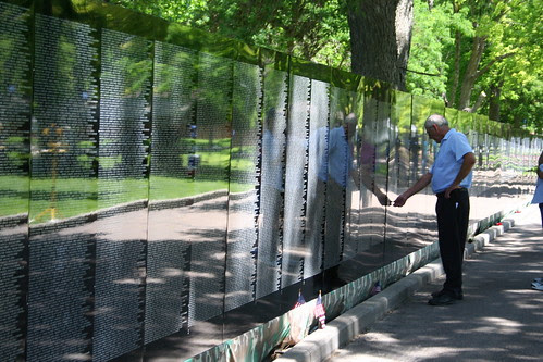 Looking for Names, Vietnam Moving Wall