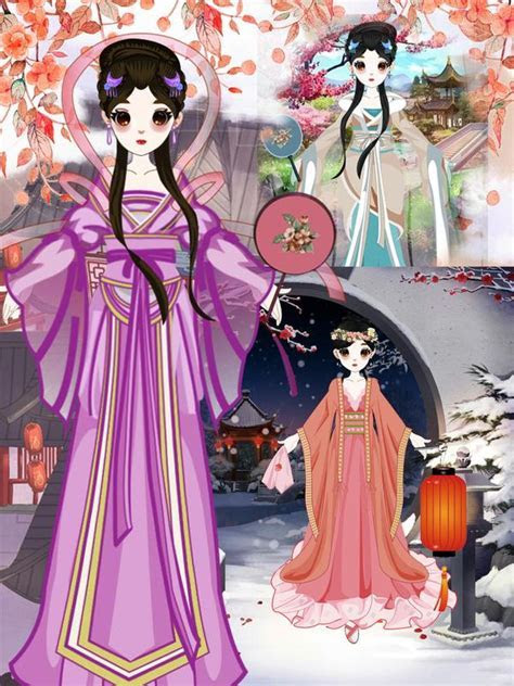 Chinese Princess   Dressup & Makeover Girl Games for