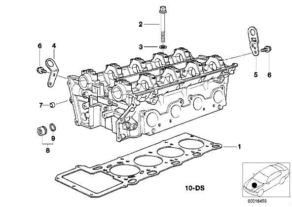 Bmw M62 Engine Diagram