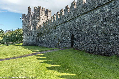 Swords Castle (Ireland) by infomatique