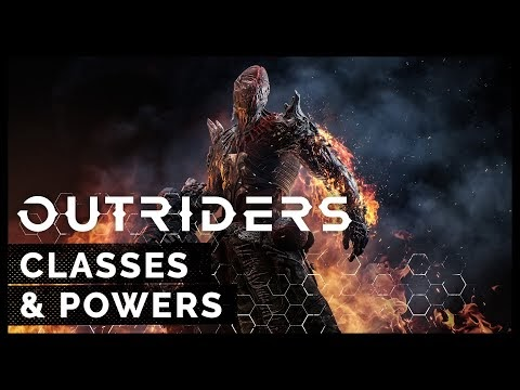 Bulletstorm dev shares first gameplay details of co-op sci-fi looter-shooter Outriders