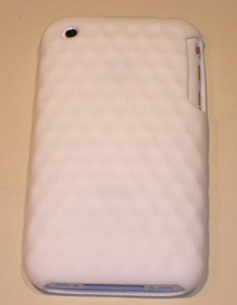 golfball dipple iphone skin