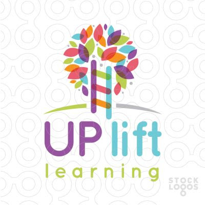 Up Lift Learning Ladder Tree | Trees, Logos and Happenings