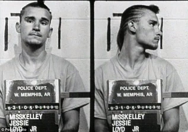 Redemption: Jessie Misskelley was one of the three who went to prison for a grisly crime that they swore they didn't commit