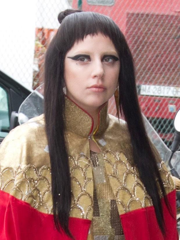 Lady Gaga (Foto: The Grosby Group)
