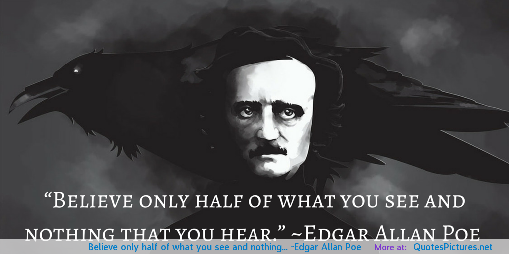 Quotes About Allan Poe 80 Quotes