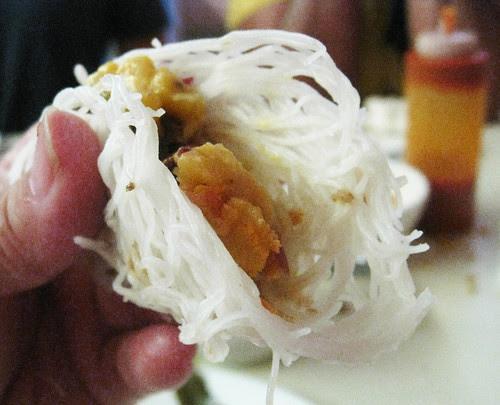 Lunch at Priyani Ceylon Cafe