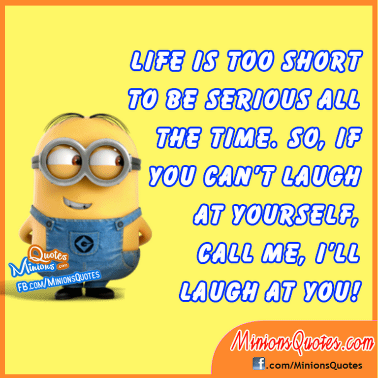 Minion Life Quote Pictures Photos And Images For Facebook Tumblr