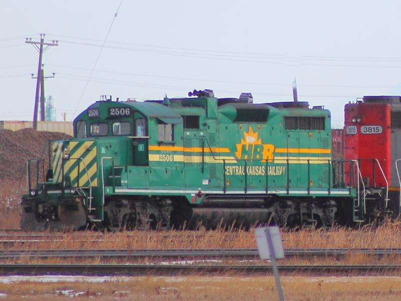 HBRY 2506 in Winnipeg