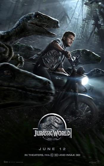 Jurassic World 2015 Dual Audio ORG Hindi 400MB BluRay 480p ESubs