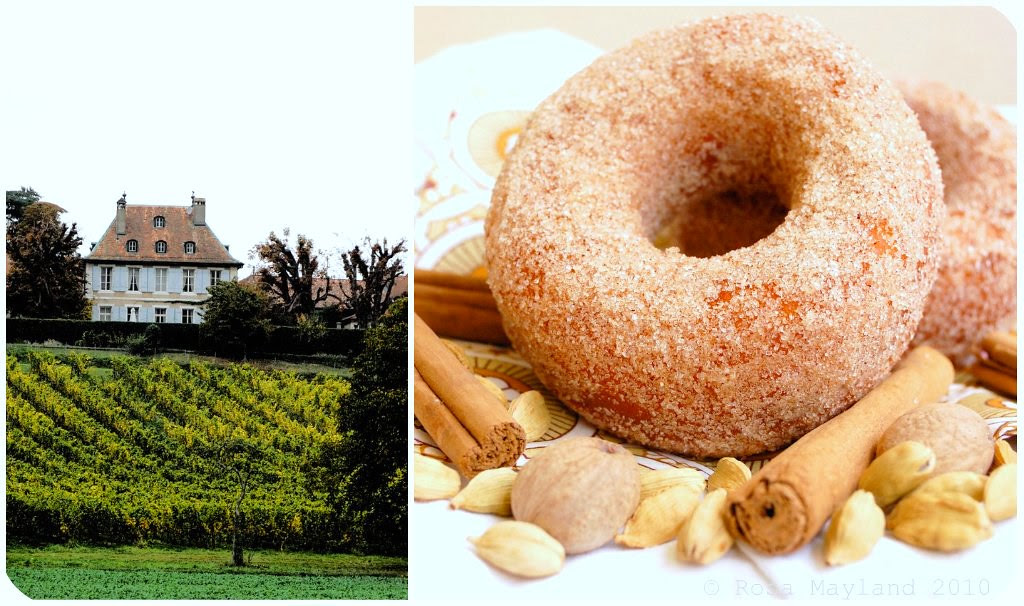 Doughnuts Picnik collage 6 bis