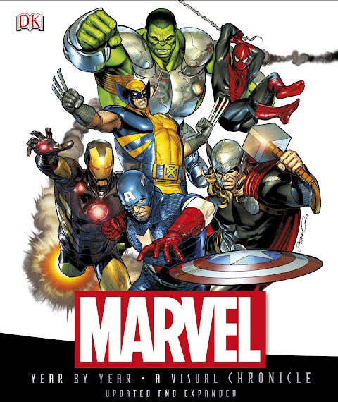 Marvel Comics Year By Year