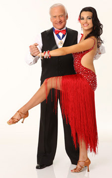 Buzz Aldrin in Dancing with the Stars