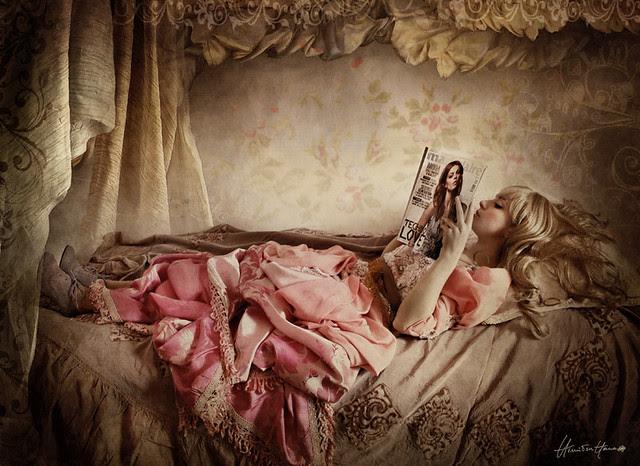 A Bela Adormecida desisti!