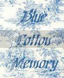 Blue Cotton Memory
