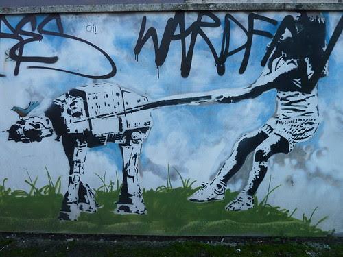 St Pauls Graffiti
