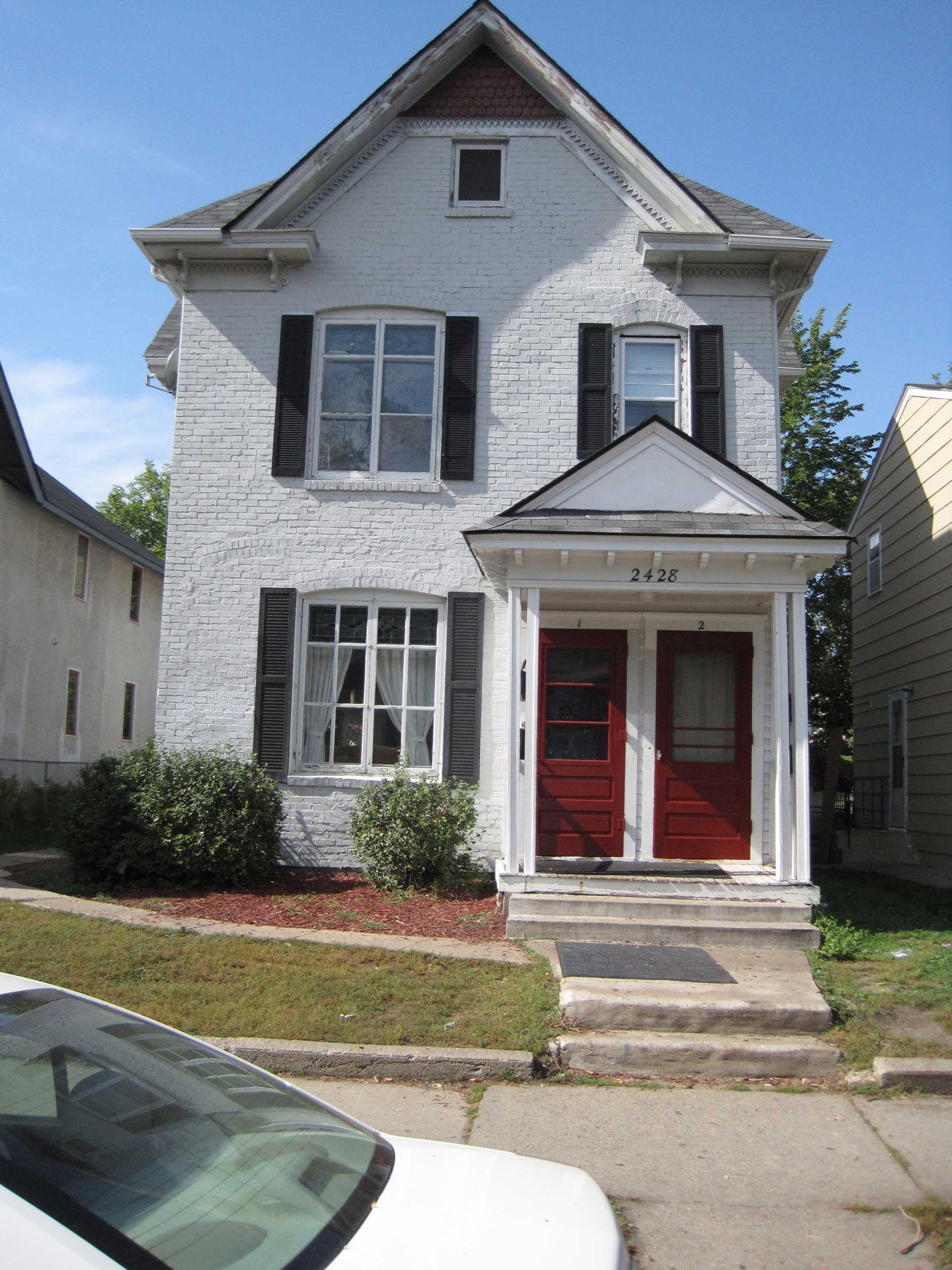 4-Unit Apartment - Providence Development