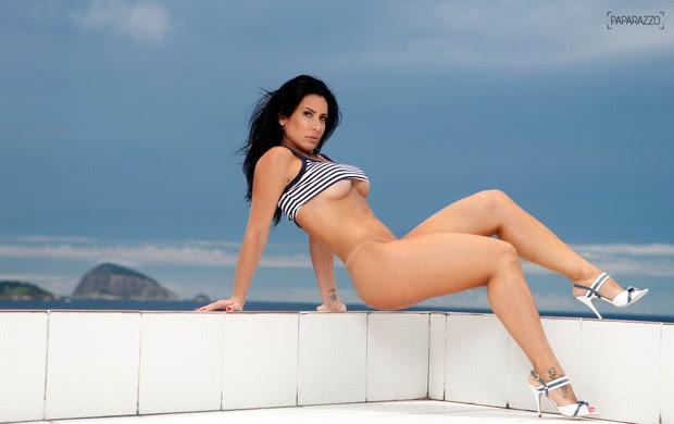 Scheila Carvalho (Foto: Marcos Serra Lima / Paparazzo)