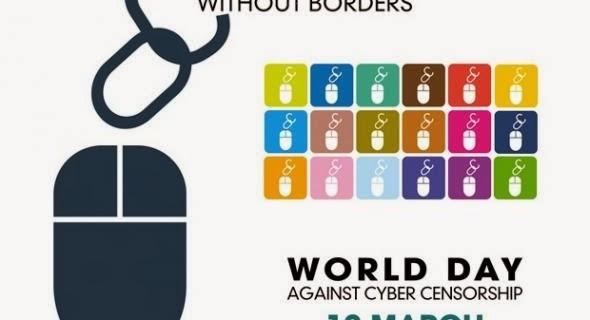 Παγκόσμια Ημέρα κατά της Λογοκρισίας στο Διαδίκτυο