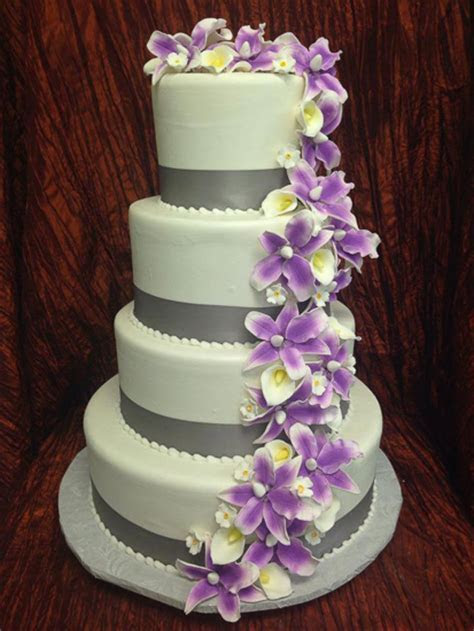 Gumpaste Flower Cakes   Clearwater, FL   Chantilly Cakes