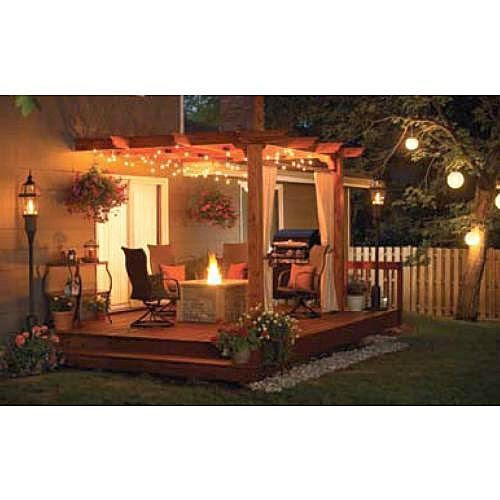 Backyard patio ideas on pinterest