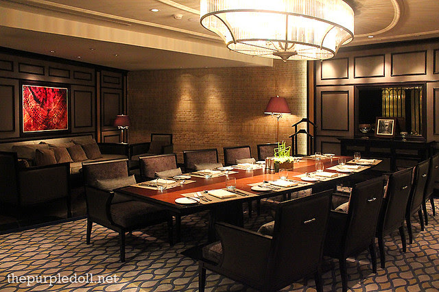 Hidden Function Room Spiral Sofitel Manila