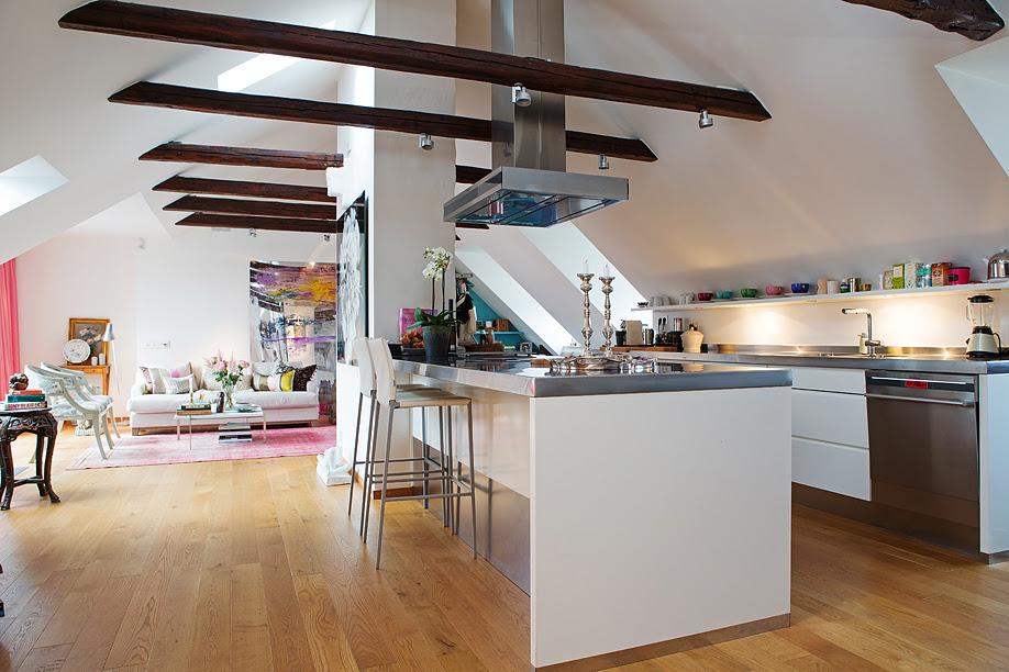 Apartamento em Estocolmo 6