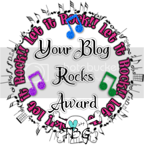 Blog rocks award