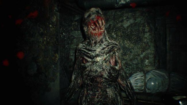 Risultati immagini per resident evil 7 monsters