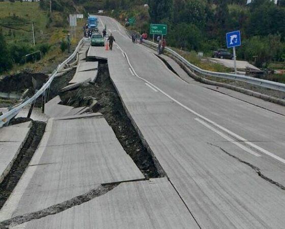 Chile emite alerta de Tsunami tras terremoto de 7,6 grados de magnitud